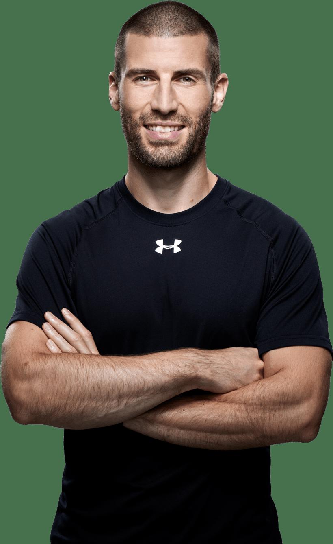 Portrait des Personaltrainers Daniel Kölmel